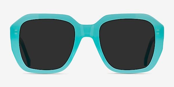 Azalea Turquoise Blue Acétate Soleil de Lunette de vue