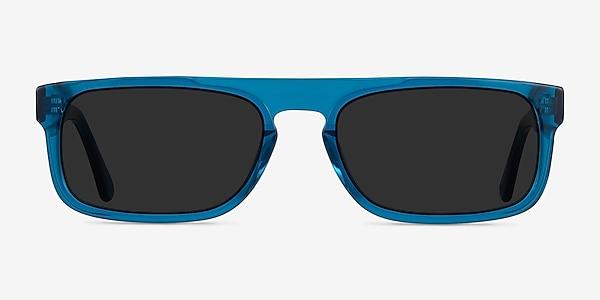 Grayton Clear Blue Acétate Soleil de Lunette de vue