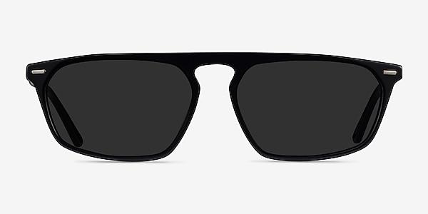 Hernando Black Acetate Sunglass Frames