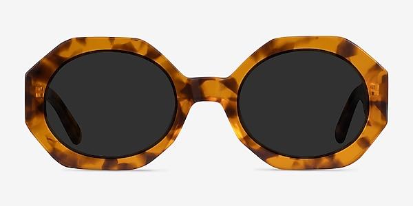 Vitamin Warm Tortoise Acetate Sunglass Frames