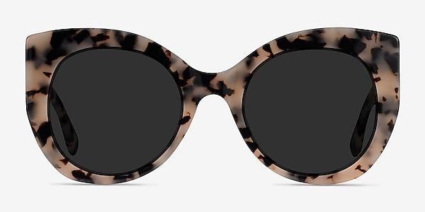 June Ivory Tortoise Acetate Sunglass Frames
