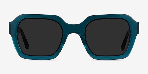 Somerset Teal Acetate Sunglass Frames