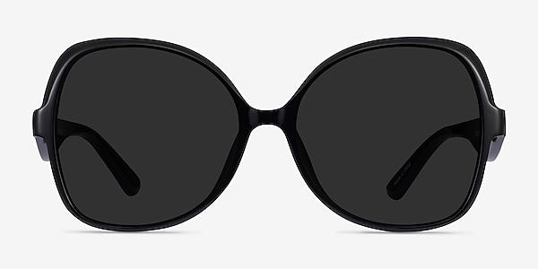 Paradise Black Acetate Sunglass Frames