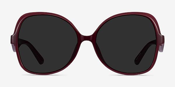 Paradise Burgundy Acetate Sunglass Frames