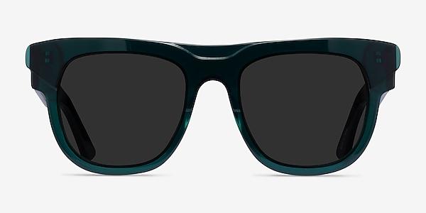 Eon Teal Acetate Sunglass Frames