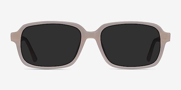 Opacity Beige Acetate Sunglass Frames