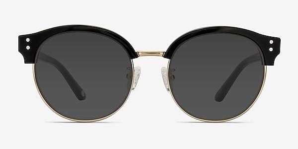 Limoncello Black Acetate-metal Sunglass Frames