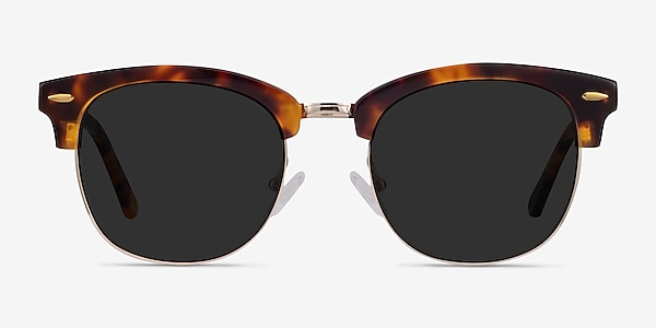 Strata Tortoise Acetate-metal Sunglass Frames