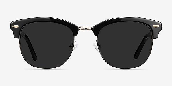 Strata Black Acetate-metal Sunglass Frames