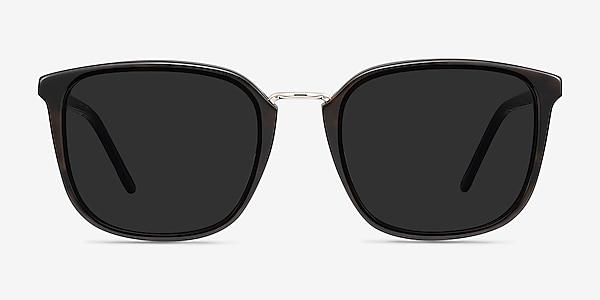 Yuma Tortoise Acetate-metal Sunglass Frames