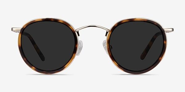 Critic Tortoise Metal Sunglass Frames