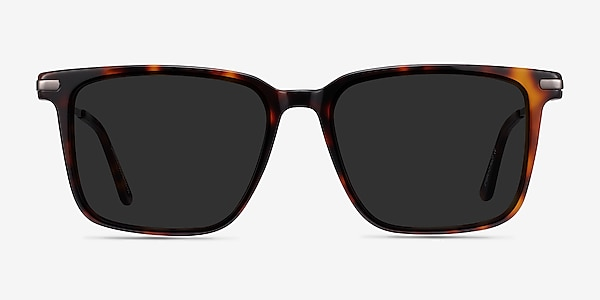 Griffith Tortoise Acetate-metal Sunglass Frames