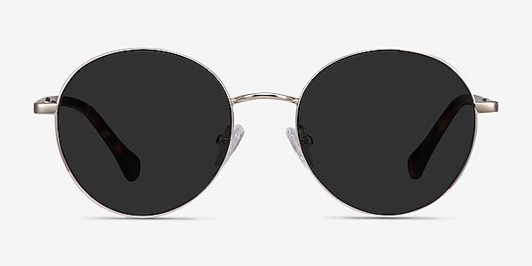 Grasp Gold Acetate-metal Sunglass Frames