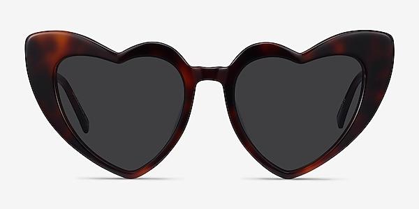 Darling Tortoise Acetate-metal Sunglass Frames