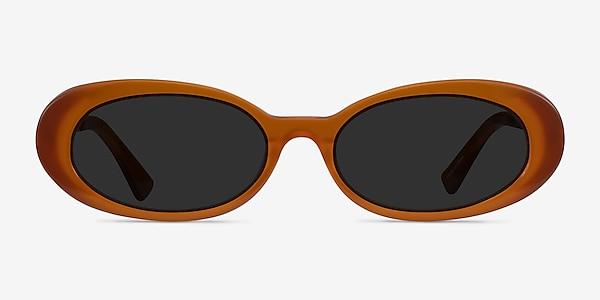 Winona Orange Acétate Soleil de Lunette de vue