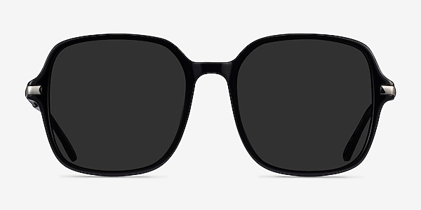 Salvador Black Acetate Sunglass Frames