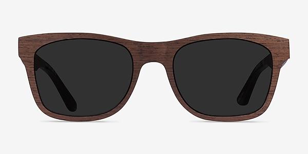 Bosk Wood Wood-texture Sunglass Frames
