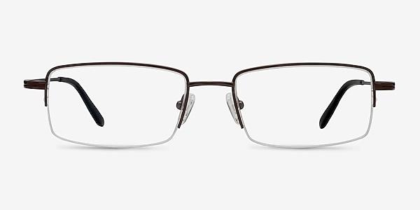 Graphic  Coffee  Titane Montures de lunettes de vue
