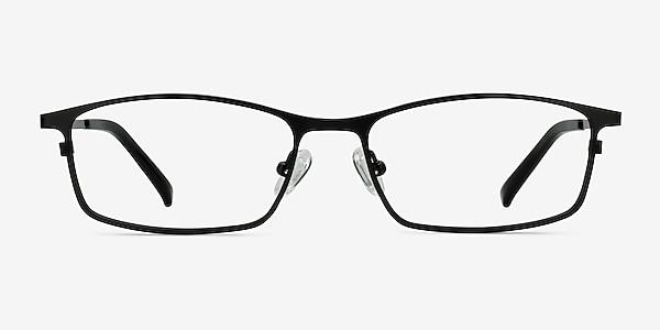 Present Noir Titane Montures de lunettes de vue