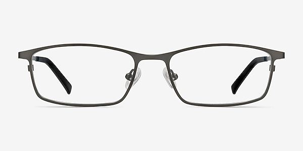 Present Gunmetal  Titanium Eyeglass Frames