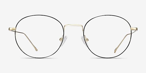 Aegis Black Titanium Eyeglass Frames