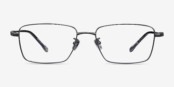 Canto Gunmetal Titanium Eyeglass Frames
