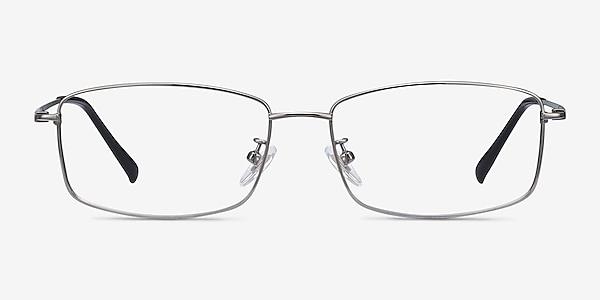 Embark Gunmetal Titanium Eyeglass Frames