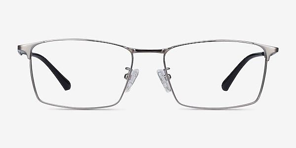 Decider Gunmetal Titane Montures de lunettes de vue