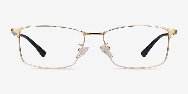 Constant Gold Titanium Eyeglass Frames