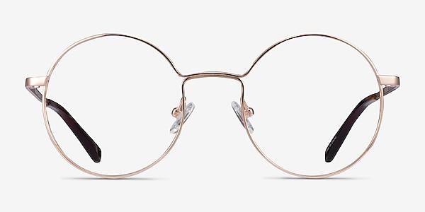 Midtown Rose Gold Titane Montures de lunettes de vue