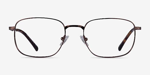 Gong Coffee Titanium Eyeglass Frames