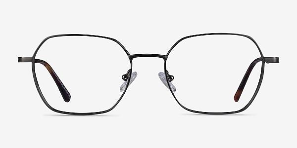 Kingston Gunmetal Titanium Eyeglass Frames