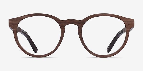 Jungle Wood Wood-texture Eyeglass Frames