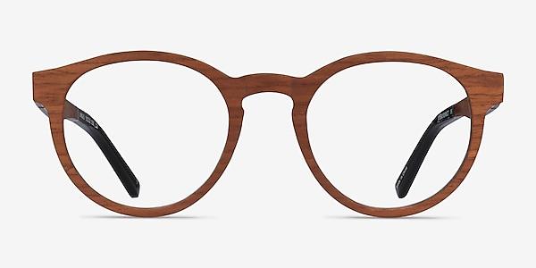 Jungle Light Wood Wood-texture Eyeglass Frames