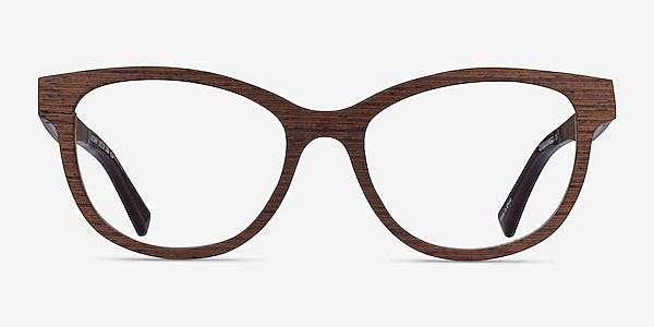Botany Boisée Wood-texture Montures de lunettes de vue