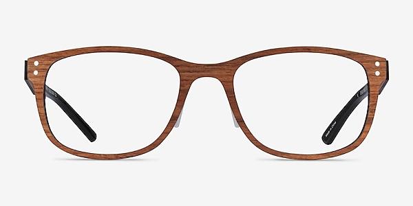 Earth Light Wood Wood-texture Eyeglass Frames