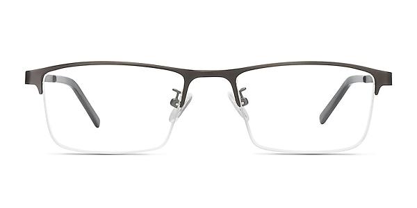 Algorithm Gray Metal Eyeglass Frames