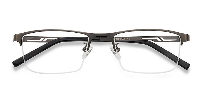 Gray Algorithm -  Metal Eyeglasses