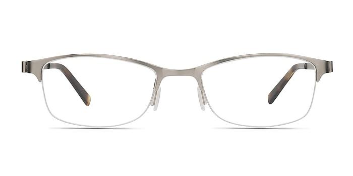 Pearl Silver Metal Eyeglass Frames from EyeBuyDirect