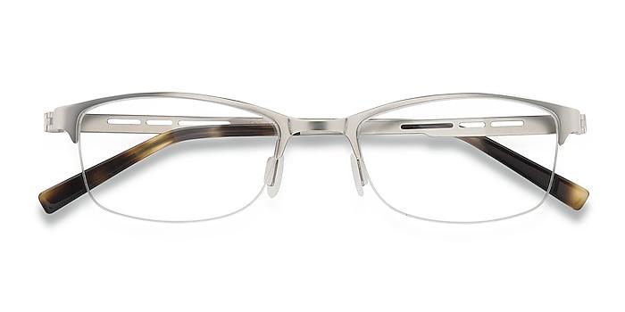 Silver Pearl -  Lightweight Metal Eyeglasses