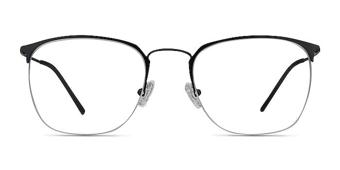 Urban Noir Métal Montures de lunettes de vue d'EyeBuyDirect