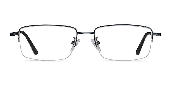 Studio Navy Metal Eyeglass Frames