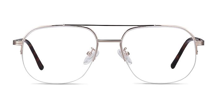 Carlson Doré Acetate-metal Montures de lunettes de vue d'EyeBuyDirect