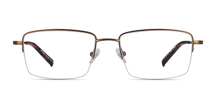 Process Bronze Metal Eyeglass Frames from EyeBuyDirect