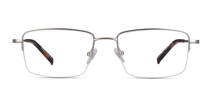 Process Silver Metal Eyeglass Frames from EyeBuyDirect