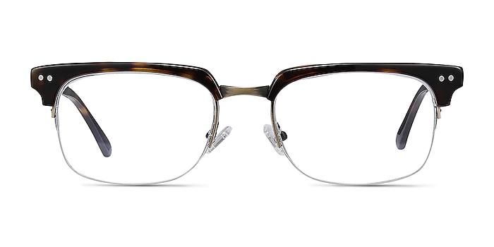 Kurma Tortoise Acetate-metal Eyeglass Frames from EyeBuyDirect