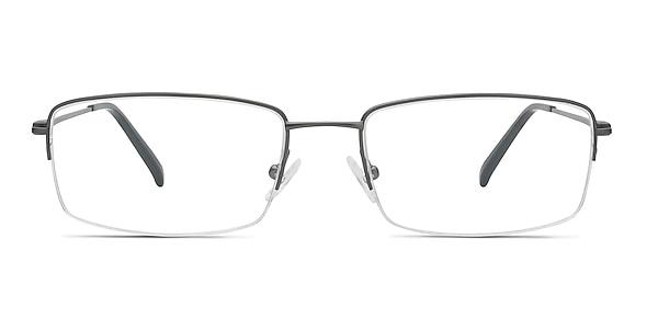 Kanick Gunmetal Titane Montures de lunettes de vue