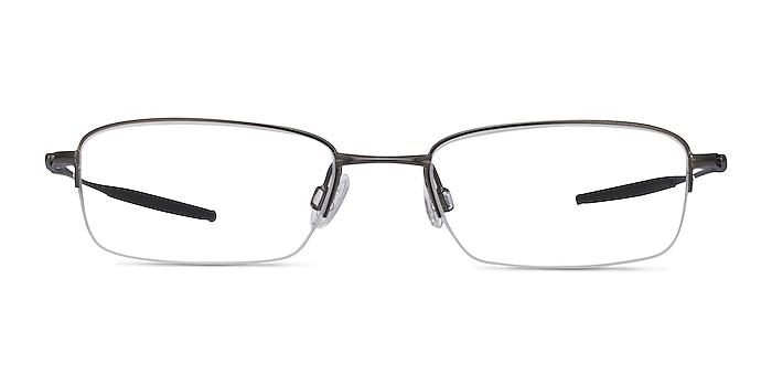 Oakley OX3133 Pewter Metal Eyeglass Frames from EyeBuyDirect