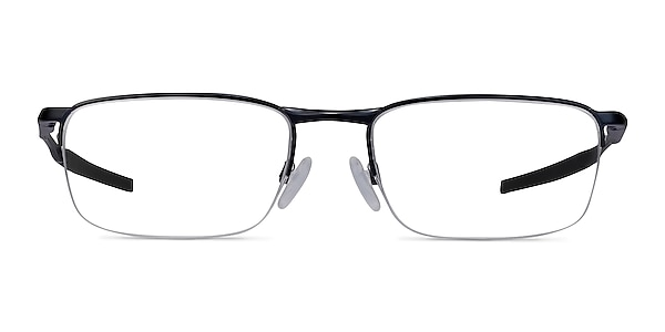 Oakley Barrelhouse 0.5 Matte Midnight Metal Eyeglass Frames