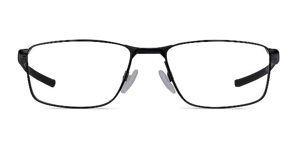 Oakley Socket 5.0 Satin Black & Gray Metal Eyeglass Frames